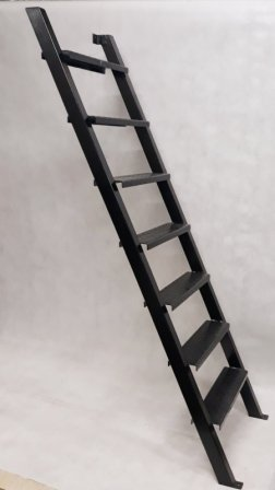Лестница вид сбоку